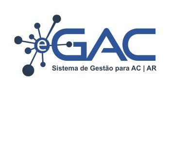 e-GAC SISTEMA DE GESTÃO PARA AC e AR